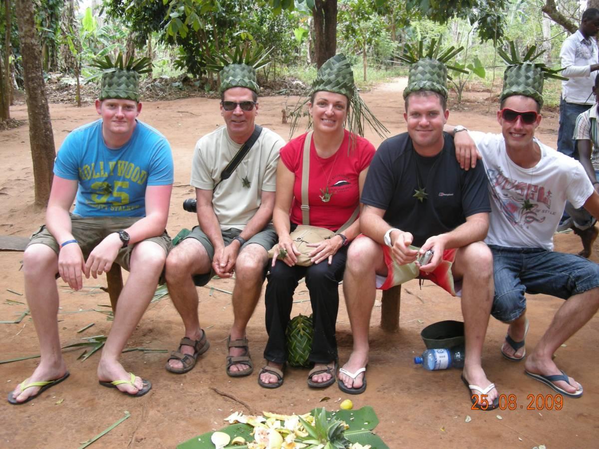 Afrique Août 2009 - photos de Louise 622