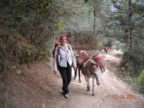 Louise Népal 2010 216