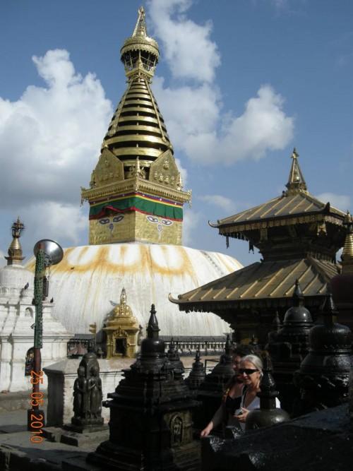 Louise Népal 2010 848