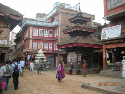 Louise Népal 2010 910